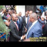 [VIDEO] SUIVEZ REMISE ET REPRISE AU MINISTERE DE LA JEUNESSE: BILY KAMBALE A PRIS POSSESSION DE SES BUREAUX