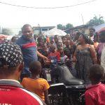 """Kinshasa : Le député provincial Gekoko Mulumba méne un sit-in ce mardi pour denoncer """"l'occupation illégale d'un port de Kingabwa par des personnes suspectes"""""""