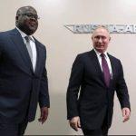 Russie-Afrique : Face à  Face Poutine-Felix