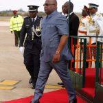 Russie : Felix Tshisekedi est arrivé à Sotchi pour le sommet Russie-Afrique