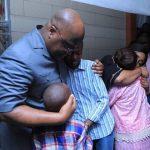 Crash d'un Antonov affrété par la Présidence : Felix Tshisekedi a rendu visite aux familles des victimes