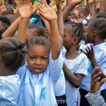 Enseignement : Plus de 2000 éléves ont reçu des kits scolaires ce weekend, oeuvre de La fondation Liliane Iranga
