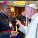 """Fridolin Ambongo devenu Cardinal : L'association LIBANGE salue l'élévation d'un """"infatigable pasteur des brebis"""""""
