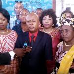 [VIDEO] Message de l'AMCC pour les Obseques de la Femme du Frère Matou Samuel