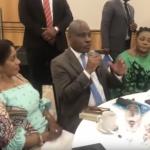 """[VIDEO] Paris, Fayulu : """"J'étais plus proche d'Etienne TSHISEKEDI que Felix Tshisekedi l'a été """""""