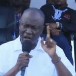"""[VIDEO] A. Kabuya répond à Shadary :""""aucun membre de l'UDPS n'est sous sanction de la communauté internationale"""""""