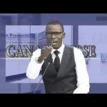 """NDEKO ELIEZER : """"FATSHI évolue parce c'est la volonté Dieu.. Le jour où Toko Bungisa FELIX nous allons regretter parce que c'est l'unique chance que Dieu nous a donné"""""""