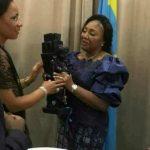 "Denise Nyakeru : ""Maman Olive c'est ma soeur"""