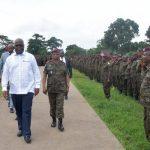 """RDC : L'effectif de l'armée dans la region de Beni est passé de 11 000 à 21 000 avant le lancement par le Chef de l'Etat de """"l'assaut final"""" contre les ADF"""