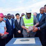 Kinshasa : Felix Tshisekedi a lancé les travaux de construction du Centre Culturel et Artistique pour l'Afrique Central