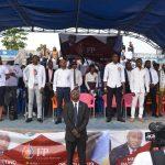 Kinshasa : Le parti Forces des Patriotes réussit une sortie officielle en force