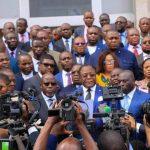 RDC : Les députés nationaux du FCC exigent des excuses de la part de JM Kabund