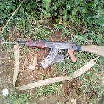 Nord-Kivu : Deux miliciens tués et une arme récupérée lors d'une patrouille de l'armée dans le camps des déplacés de Kihondo