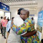RDC : L'activiste Floribert Anzuluni de retour au pays après plus de 4 ans d'éxil