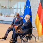 RDC : En visite officielle en Allemagne, Felix Tshisekedi s'est entretenu avec le Président du Parlement allemand