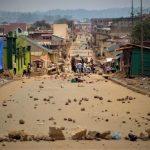 Nord Kivu : Troisième jour consécutif jour de protestations à Beni contre  le massacre des civils par des présumés rebelles ADF