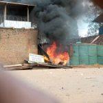 Tuéries à Beni : Après la mairie, le quartier général de la Monusco ciblé par des manifestants