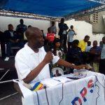 """Tension FCC – CACH : L'UDPS dénonce """"des propos mensongers"""" attribués à Kabund et rétière sa detemination à travailler dans la coalition"""
