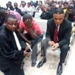 """[VIDEO] Les Combattants de l'UDPS mécontents du Rejet de la suspension de Dolly Makambo : """"ils sont hors la volonté du chef de l'Etat"""""""
