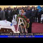 UDPS EN DEUIL: SUIVEZ FATSHI ET MAMAN DENISE AU DEUIL DU 1ER S.G DE L'UDPS, Dr. ADRIEN PHONGO