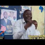[VIDEO] PIERRE NZOMBA DE L' UDPS S'EN PREND A FAYULU ET FCC
