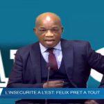 [VIDEO]Gabriel Mokia : les danses de Fayulu ne peuvent rien contre la réussite des actions de Félix Tshisekedi.