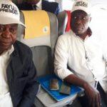 RDC : Les opposants Martin Fayulu et Adolphe Muzito briêvement empechés de voyager pour Beni