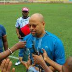 DCMP s'incline devant TP Mazembe : Pour une foi la défaite ne fait pas mal car le jeu était à la hauteur de deux très belles équipes d'Afrique (Vidiye Tshimanga)