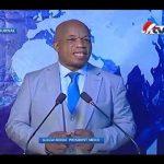 [VIDEO] Gabriel Mokia dénonce les tueries qui continuent à l'Est de la RDC.