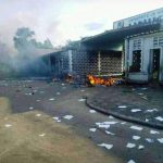 Kinshasa : La Police annonce avoir découvert des armes à feu à l'Unikin après le déguerpissement des étudiants