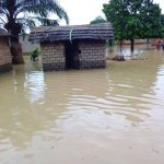 Kongo Central : La cité de Lukala sous les eaux depuis prés de deux semaines