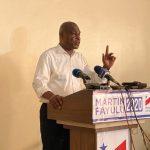 Martin Fayulu sur la non-autorisation de la marche du 17 janvier : Le gouverneur de la ville peut aller se faire voir, qu'il s'occupe d'abord de la propreté de la ville, nous allons marcher!