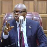 [VIDEO] Pona nini gouvernement akangi UNIKIN ? Boyoka Explication ya Ministre Thomas Luhaka
