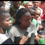 Kinshasa: Les dépendants des militaires et policiers ont marché jusqu'à la Cité de l'OUA pour denoncer les inégalités sociales