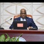 [VIDEO] À Kinshasa, FELIX TSHISEKEDI a réitéré sa menace de ne laisser personne entraver son Mandat
