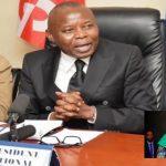 """[VIDEO] Kamerhe : """"Mabunda a franchi la ligne rouge… Le Message du Président (FATSHI) appelle à aucun débat ni commentaire…"""""""
