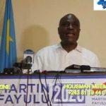 [VIDEO] Refus de la Marche du 17 Janvier, Martin Fayulu : le gouverneur de la ville peut aller se faire voir