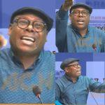 [VIDEO] L'évènement pour FATSHI annulé au Stade de Martyr : Zacharie Bababaswe se fâche sur un plateau de télé