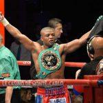 """Boxe : Bethy Pitilo rend hommage à Junior Makabu, """"un digne fils de Mont Amba"""""""