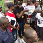 Kinshasa : Bethy Pitilo apporte une assistance materielle et financière importante aux habitants de Kingabwa/île Israël Mongole
