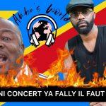 [VIDEO] Amba's World: Pona nini concert ya Fally Ipupa il faut ebeta!