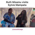 [VIDEO] La Sœur Ruth MISAMU rend visite à Sylvie MAMPATA, la femme de WERRASON