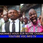 [VIDEO]MASOLO YA BASE : PASTEUR GUILY ET TSHOLE CONTRE LE FCC ET LE DIRCAB DE FATSHI, KAMERHE