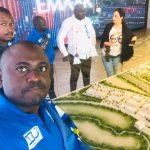 Parti Politique : Une délégation de la DCU conduite par Bethy Pitilo a pris part à l'Expo Dubaï 2020