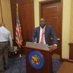 Diplomatie – Bethy Pitilo à Kikaya Bin Karubi : Lorsqu'un angle franchit 360° il reprend sa case de depart, nos relations avec les USA sont à bon port et très importantes