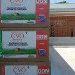 Coronavirus : Des cartons du remède malgache Covid Organics déjà à Kinshasa