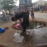 Ouverture du procès de Kamerhe : Un jeune militant de l'UNC tente de s'immoler pour exiger la liberation de son leader