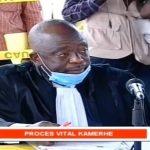 RDC : Avant sa mort le juge Raphael Yanyi était devenu tout noir