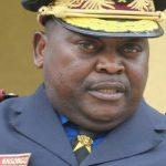 Kinshasa : Si nous attrapons un policier sans masque la sanction ce n'est pas 5.000 FC, c'est 15 jours de cachot (Sylvano Kasongo)