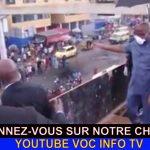 [VIDEO] FELIX VISITE SAUT MOUTON: BA KINOIS BAYEMBI FELIX KAMERHE ABIMA PRISON TE, UDPS !BOYOKA